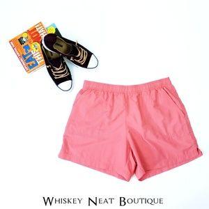 🥃 Columbia Sandy River Coral Fishing Shorts